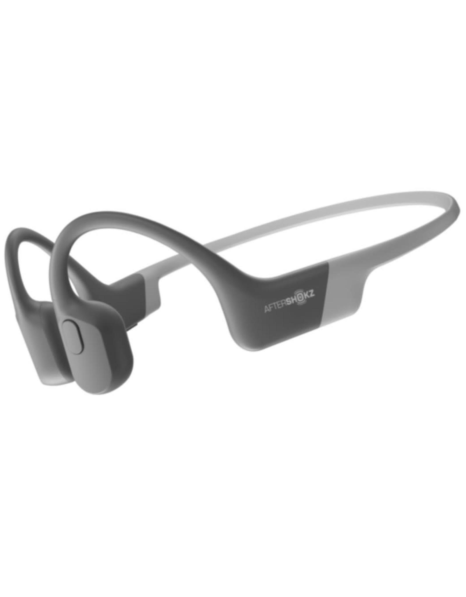 Aftershokz Aftershokz Aeropex Bluetooth Headphones IP67 Lunar Grey  SKU:49515