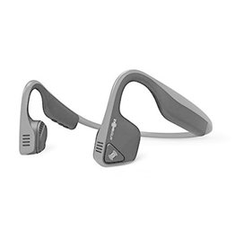 Aftershokz Aftershokz Titanium Bluetooth 4.1 Headphones Slate Grey  SKU:44351