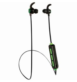 iEssentials iEssentials Earbud Bluetooth Blade Sport w/Mic Black/Green  SKU:49093