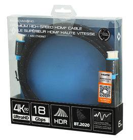 BlueDiamond BlueDiamond 6ft Premium HDMI 4k UltraHD Cable