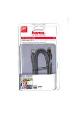 Hama Hama CAT 5e Network Cable Grey 5ft