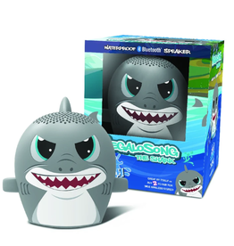 My Audio Pet My Audio Pet Splash Bluetooth Speaker Megalosong the Shark SKU:49181