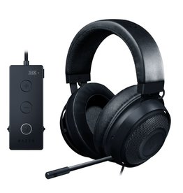 Razer Razer Headset Kraken Black Tournament Edition USB Controller SKU:48249