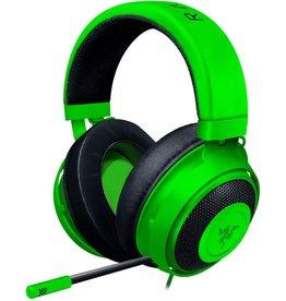 Razer Razer Headset Kraken Analog Gaming Green SKU:49321