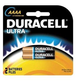 Duracell Duracell AAAA Coppertop Alkaline Batteries 2 Pack