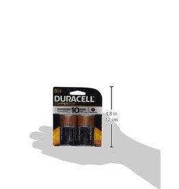 Duracell Canada Inc. Duracell D Coppertop Alkaline Batteries 2 Pack