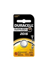 Duracell Duracell DL2016 3V Lithium Battery 1 Pack