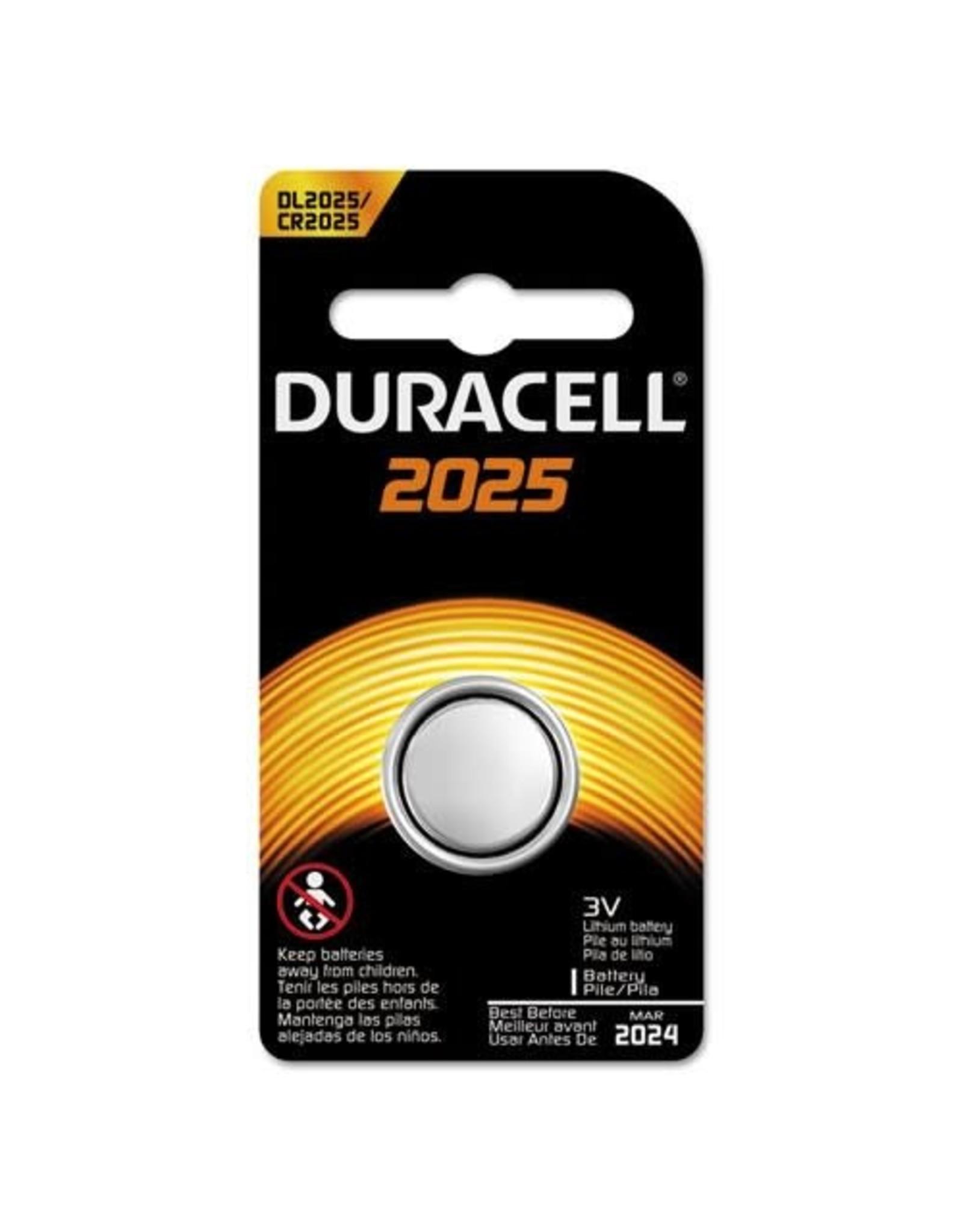 Duracell Duracell DL2025 3V Lithium Battery 1 Pack