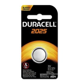 Duracell Duracell DL2025 3V Lithium Battery 1 Pack