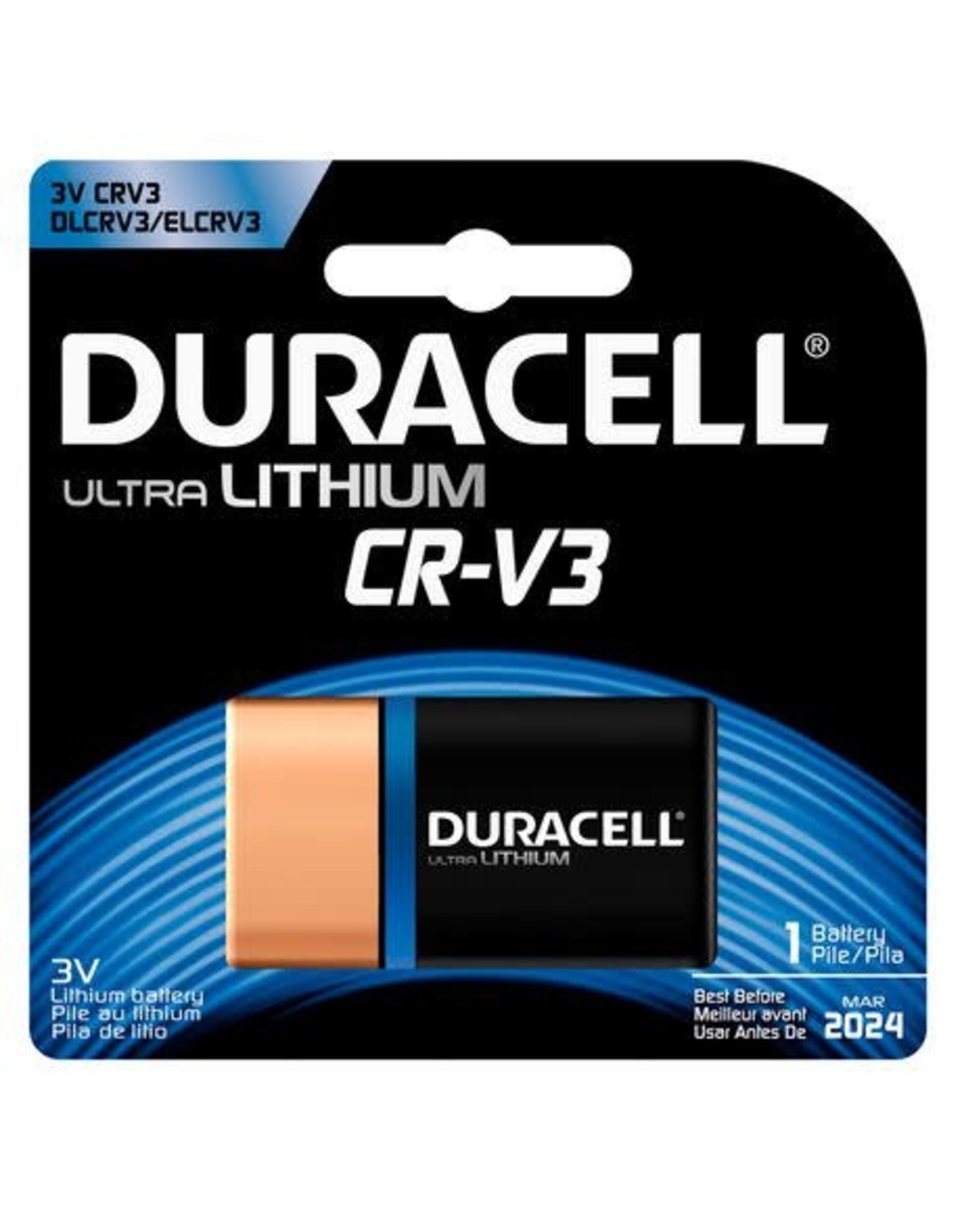 Duracell Duracell DLCRV3 3V Lithium Photo Battery 1 Pack