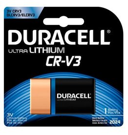 Duracell Duracell DLCRV3 3V Lithium Photo Battery 1 Pack