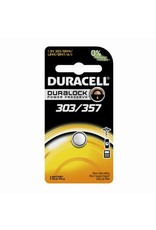 Duracell Duracell 303/357 1.5V Silver Oxide Battery 1 Pack