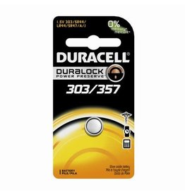 Duracell Canada Inc. Duracell 303/357 1.5V Silver Oxide Battery 1 Pack
