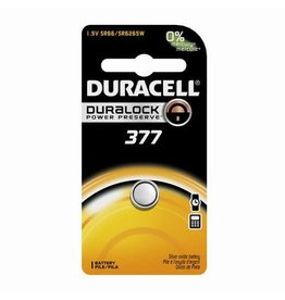 Duracell Canada Inc. Duracell D377 1.5V Silver Oxide Battery 1 Pack