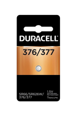 Duracell Duracell 376/377 1.5V Silver Oxide Button Battery 1/pack