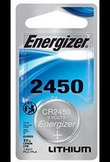 Energizer Energizer CR2450 3V Lithium Battery 1/pack