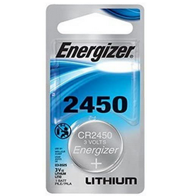 Energizer Energizer CR2450 3V Lithium Battery 1/pack