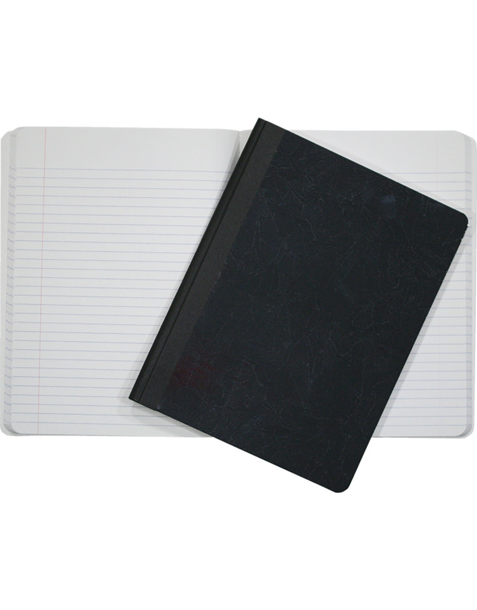 Hilroy COMPOSITION BOOK-9.75X7.5 200 PAGES, BLACK