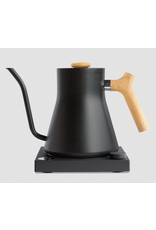 Fellow Fellow Stagg EKG Electric Pour Over Kettle Matte Black Maple