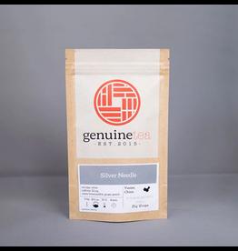 Genuine Tea Genuine Tea, Silver Needle 25g Loose