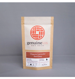Genuine Tea Genuine Tea, Organic Lavender Earl Grey 35g Loose