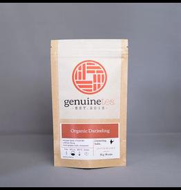 Genuine Tea Genuine Tea - Organic Darjeeling - 35g