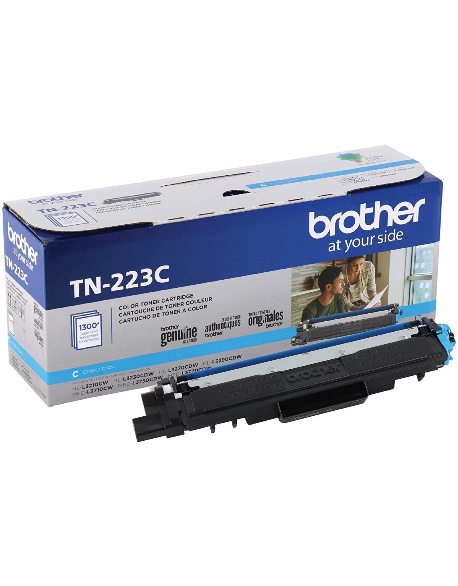 Brother Brother Toner Cartridge TN223C Cyan