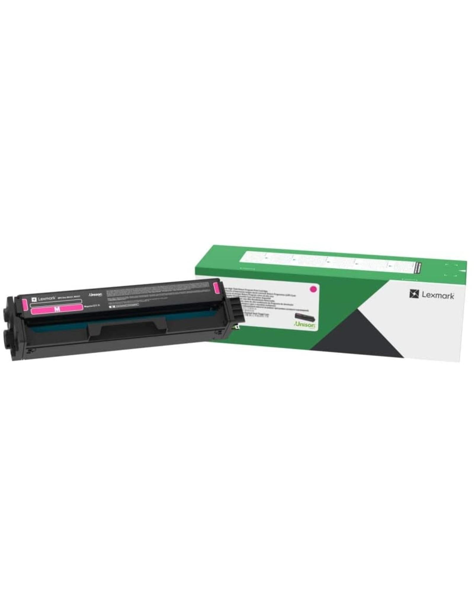 Lexmark Lexmark C3210M0 Magenta Return Program Print Cartridge
