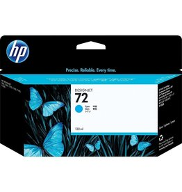 HP HP 72 Cyan Ink Cartridge C9371A