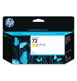 HP HP 72 Yellow Ink Cartridge C9373A