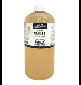 Mojo Jojo Pickles Mojo Jojo, Vanilla Beverage Syrup 500ml