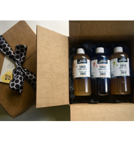 Mojo Jojo Pickles Mojo Jojo, Best Shrub Box, Sour Cherry Vanilla, Cardamom Apple & Chai Pear 500ml each
