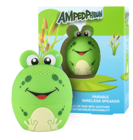 My Audio Pet My Audio Pet Bluetooth Speaker AMPEDphibian the Frog SKU:47894