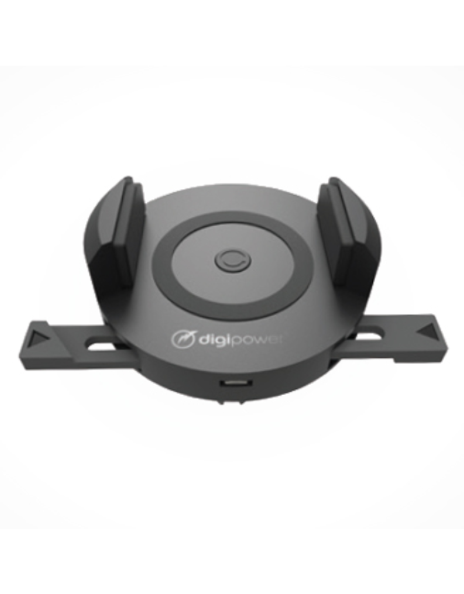 Digipower Digipower Qi Charger Car Vent Mount 10W w/Micro USB SKU:47416
