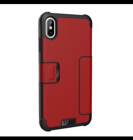 UAG UAG iPhone XS Max Metropolis Red Magma SKU:48443