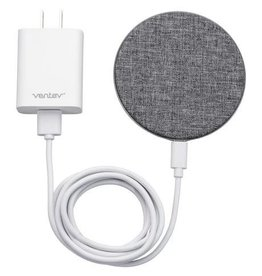 Ventev Ventev Qi Chargepad + 10W USB Cable with Charger Included