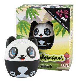 My Audio Pet My Audio Pet Bluetooth Speaker Pandamonium the Panda SKU:47899