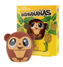 My Audio Pet My Audio Pet Bluetooth Speaker GoGo Bananas the Monkey SKU:47892