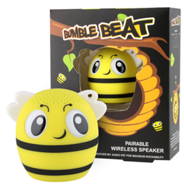 My Audio Pet My Audio Pet Bluetooth Speaker BumbleBeat the Bee SKU:47905