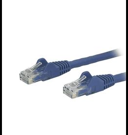 Startech Startech 2ft CAT6 Ethernet Cable 100W PoE, Blue