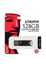 Kingston Technology Kingston Technology DataTraveler Elite G2 128GB USB 3.0/3.1 Drive