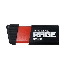 Patriot Memory Patriot Memory Supersonic Rage Elite 128GB High Performance USB Drive