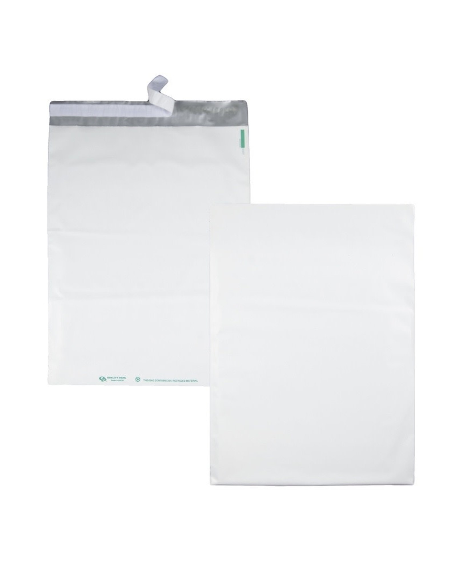 Crownhill Packaging ENVELOPE-POLY, 14.5X19 SELF SEAL, WHITE
