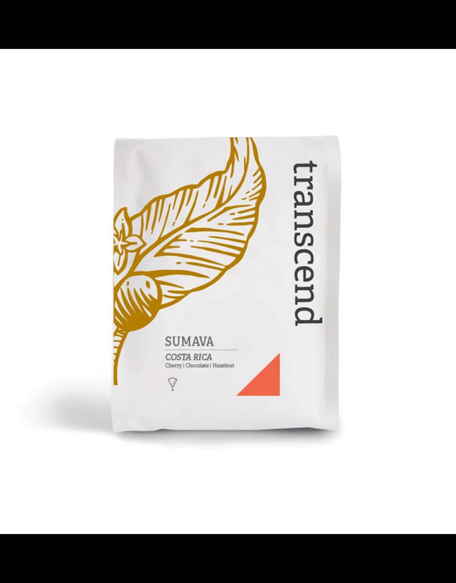 Transcend Coffee Transcend Coffee, Sumava