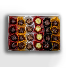 Peace by Chocolate Peace by Chocolate, 24 Assorted Chocolates 256g