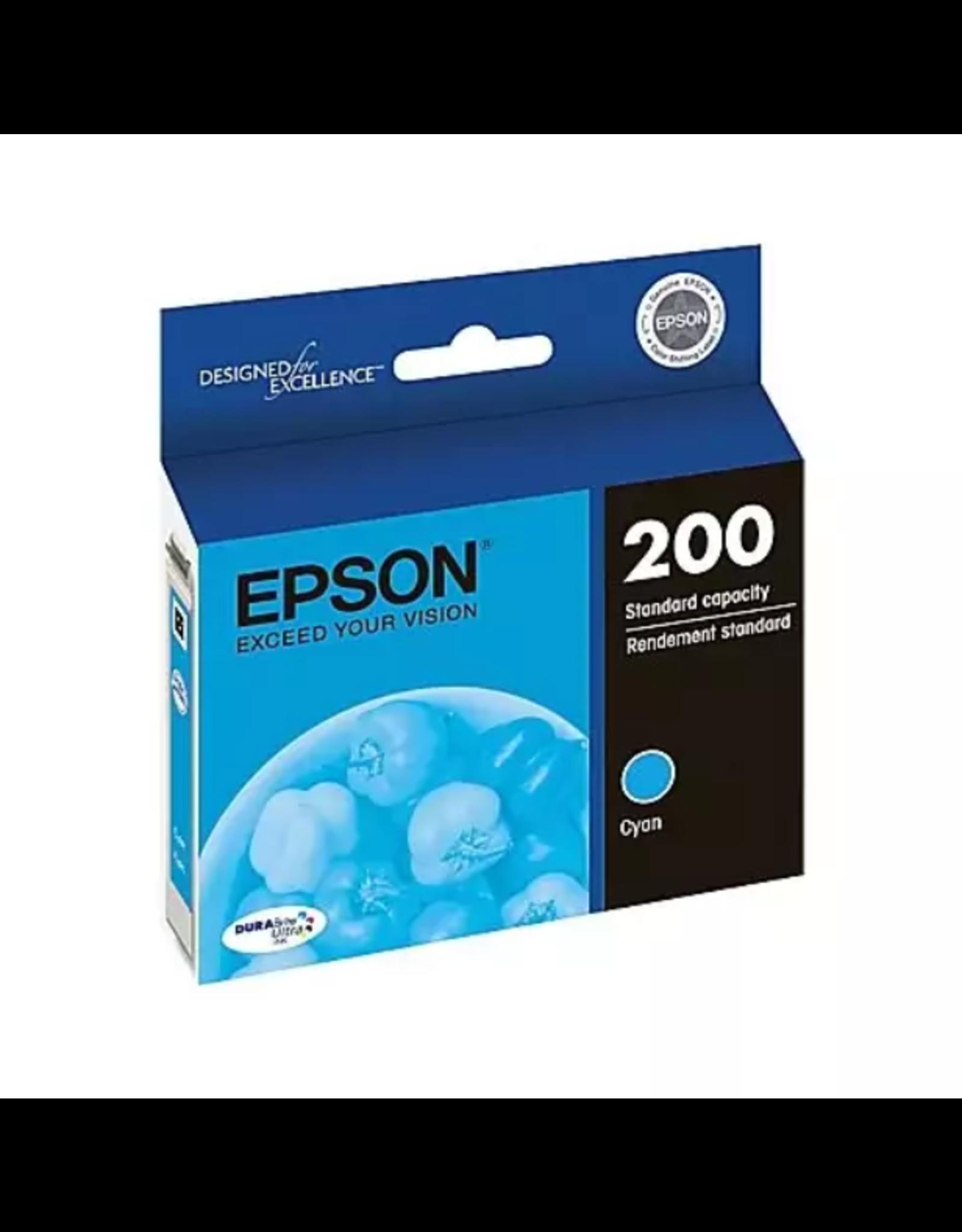 Epson INKJET CARTRIDGE-EPSON #200 CYAN