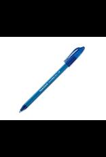 Newell Brands PEN-STICK, COMFORTMATE ULTRA BALLPOINT, MEDIUM BLUE 12 PK