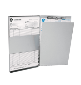 Acme United SHEET HOLDER-ALUMINUM LETTER, SIDE HINGED