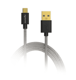 Digipower Digipower 6ft Charge & Sync Cable Tangle Free Micro USB SKU:38843
