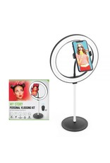 Digipower Digipower Vlogging My Story Ring Light/Holder/Stand/Remote SKU:50452